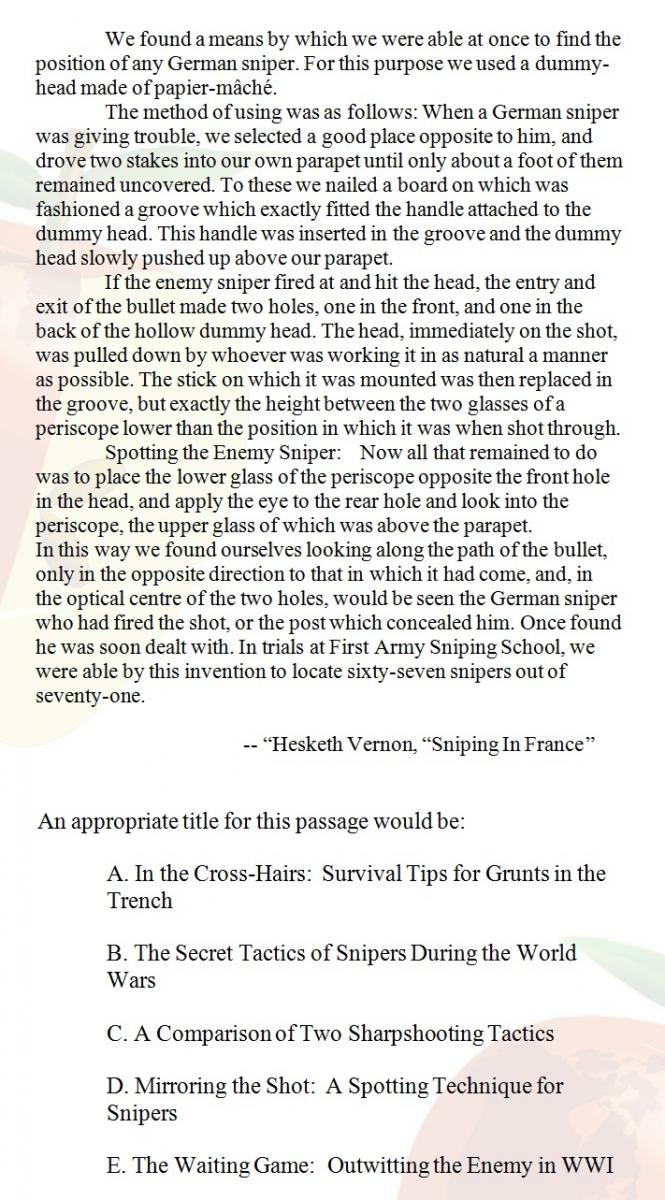Cbest essay help